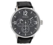 Timepieces Uhr Schwarz C7049