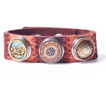 Wine Red Armband WCS-856-0-M