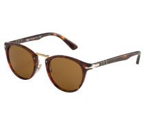 Sonnenbrille Matte Havana PO3007 S90015753