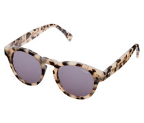 Crafted Clement Acetate Sonnenbrille Ivory Demi KOM-S1662