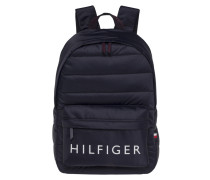 Light Nylon Tommy Navy Rucksack AM0AM02819413