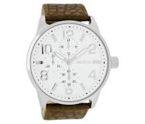 Timepieces Braun/White Uhr C7440
