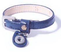 Petite Dot Print Blue Armband WPCS-9078-87-S (Größe S)