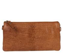 Lizard Mini Bag Congac Clutch 871080.24