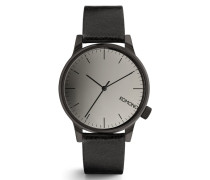 Winston Mirror Black Black Uhr KOM-W2890