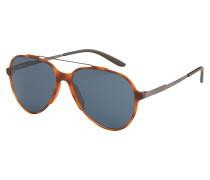 Maverick Sonnenbrille Matte/Shiny Black/Blue 118/S