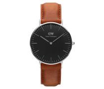 Classic Black Durham Uhr ( MM) DW00100144