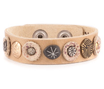 Beige Water Nymphs Armband WBS-550-103-M
