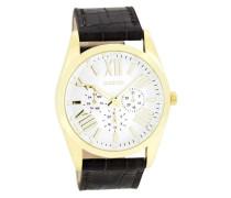 Timepieces Braun/Weiß Uhr C7948 ( mm)