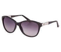 Sonnenbrille Shiny Black GU74515801B