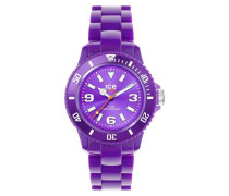 Ice-Solid Purple Small Uhr SD.PE.S.P.12