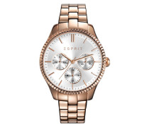 Rose Gold Uhr ES108942003