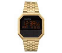 Re-Run All Gold Uhr A158502