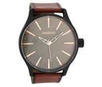 Timepieces Braun/Schwarz Uhr C7862 ( mm)