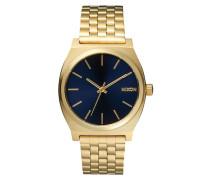 The Time Teller All Light Gold Cobalt Uhr A0451931