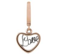 Love Gold Charm 37300