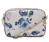 Isabeau Ivory/Blue Schultertasche HWISAF-P7112-IVB