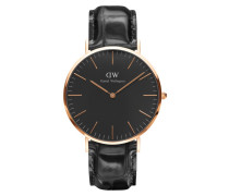 Classic Black Reading Uhr ( MM) DW00100129