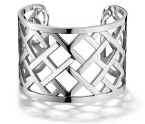 Pierced Open Cuff Armband TJ2700712