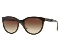 Top Brown Glitter Brown Sonnenbrille VO2915S225913