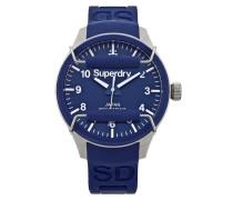 Scuba Mens Blue Uhr SYG109U