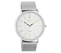 Vintage Uhr Silber/Gold C7386