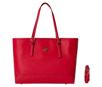 Honey Medium Tote Fiery Red Schultertasche AW0AW03631615