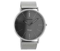 Vintage Uhr Grau C7382