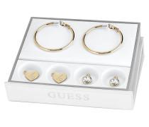 Hoops Gold Ohrringe UBS84005
