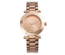 Daisy Rose gold/Rose gold Uhr (Small) D-2