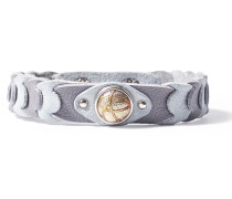 Wabi Sabi Life Cycle Grey Armband WPCS-9203-09