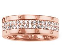 Sterling Silver Ring TR1987-416-14-