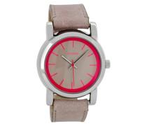 Timepieces Uhr Grau/Pink C7183