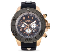 Chrono Rose Gold Series Uhr KYCRG-004-