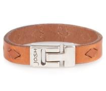 Herren Armband Cognac 24560-BRA-COGNAC-L (22.30 cm)