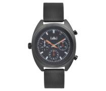 Maxwell Black/Gold Uhr MX-08