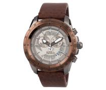 Abarth Chrono Brown Uhr TW1489