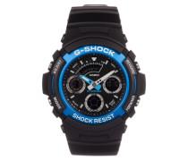 G-Shock Blue Devil Uhr AW-591-2AER
