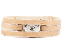 Beige Water Nymphs Armband WBS-650-105-S (20.00 cm)