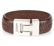 Herren Armband Brown 24536-BRA-BROWN-L (22.30 cm)