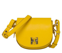 Twist Leather Mini Crossover Freesia Handtasche AW0AW03698704