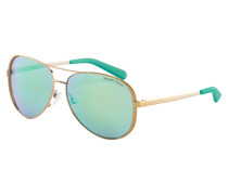 Chelsea Sonnenbrille Gold MK5004 10043R