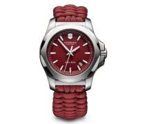 Inox Red Uhr 241744