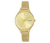 Damen Double Mesh Armband Uhr PH8278X1