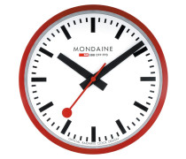 Clocks Wandklok 25 cm A990.CLOCK.11SBC