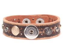 Brown Warrior Armband WCS-850-14