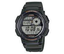 Basic Uhr AE-1000W-3AVEF