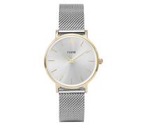 Minuit Mesh Gold/Silver Uhr CL30024