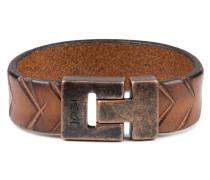 Vintage Copper Cognac Armband 24654-BRA-VC-COGNAC (Länge: 22.30 cm)