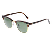 Clubmaster Sonnenbrille RB3016 49 W0366